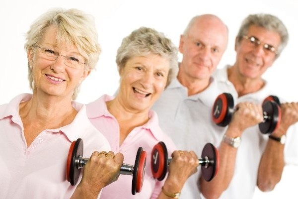 Gym Care for Seniors